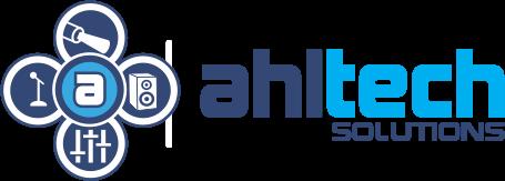Ahltech Solutions Retina Logo